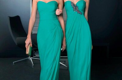 Długie suknie na wesele, kolekcja Two, Rosa Clara 2013