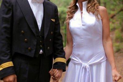 Um casamento com detalhes especiais