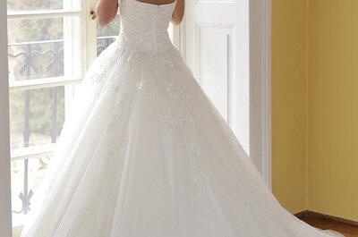 Eleganz trifft Luxus – Brautkleider aus der Lohrengel Kollektion 2013