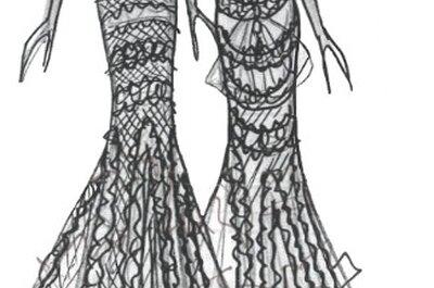 El estilo francés para las novias Cymbeline 2012
