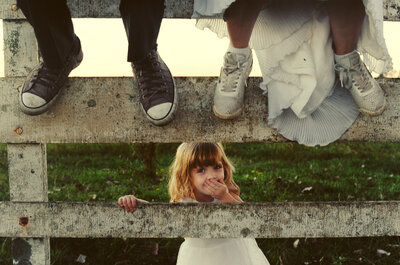 Les mariées frileuses vont trouver chaussure à leur pied!