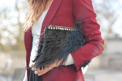 Bolsas tipo clutch: perfectas para complementar tu look de fiesta