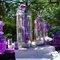 Décoration de mariage en pleine Provence
