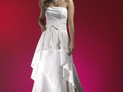 Moderne Schleier für die Braut 2012