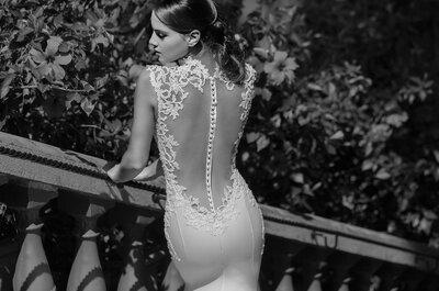 Le 6 domande che tutte dovrebbero porsi per scegliere l'abito da sposa perfetto