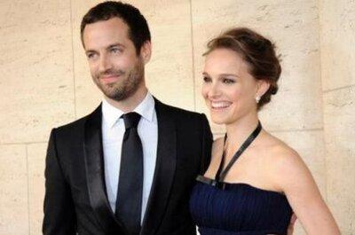 Mira el vestido de novia de Natalie Portman