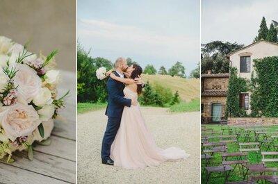 Come scegliere l'abito da sposa perfetto? Gli esperti consigliano