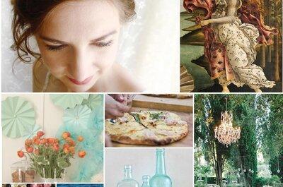 Свадьба в итальянском стиле 2016: вдохновение для вашей свадьбы