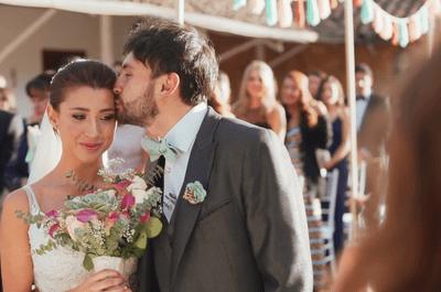 Columpio de vuelo: La película de tu boda