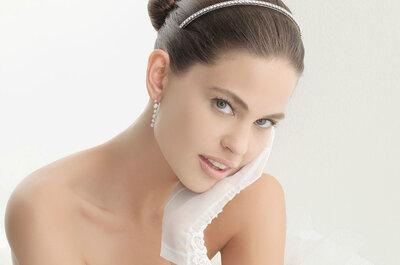 Tendências para maquiagem de noiva em 2014