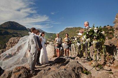 Met Caprichia trouwen in Marbella