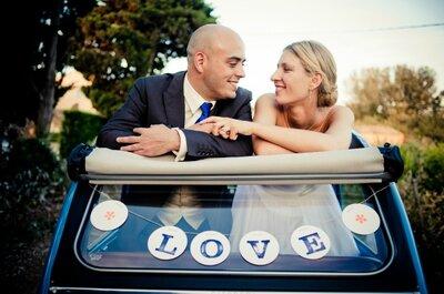 Sages comme des images : des photos de mariage spontanées, naturelles et colorées
