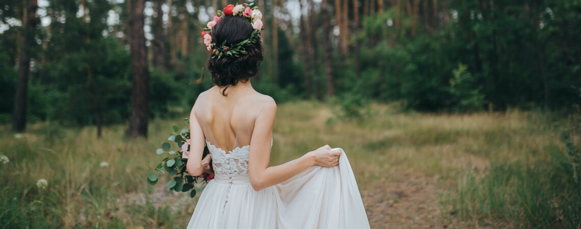 Los 10 vestidos de novia más bellos vistos en Pinterest