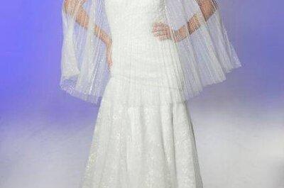 Vestidos de noiva Junko Yoshioka, coleção Outono 2013