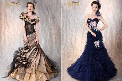 Dalle passerelle, ispirazioni settecentesche per la sposa 2014