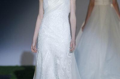 Coleção de vestidos de noiva Miquel Suay 2014