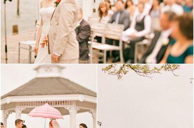 8 nietypowych ołtarzy na ślub plenerowy