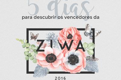Só faltam 5 dias para terminar o ZIWA 2016, já votou?