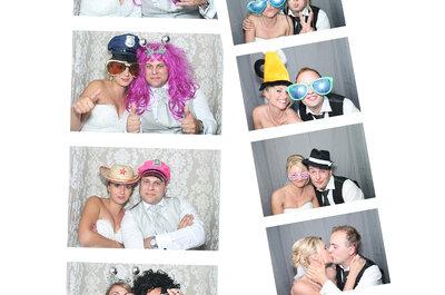 Witzige Fotos mit Fotoautomat – Ein bisschen Spaß muss sein