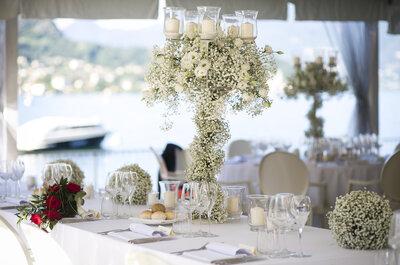 Come organizzare un matrimonio al lago: le dritte dell'esperto