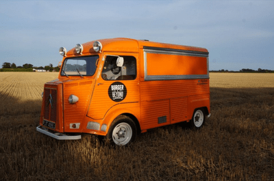 The top UK food trucks: An alternative catering idea for your wedding day!