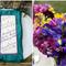 Decoración de boda inspirada en el arte de Van Gogh - Foto Damaris Mia