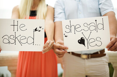 10 Memorable ideas for an engagement party