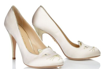 Zapatos de novia 2013 de Charlotte Olympia