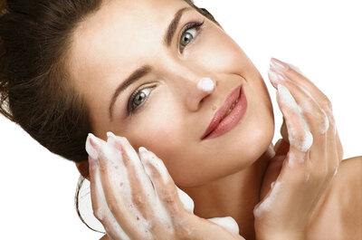 Prepará tu piel para que esté perfecta el día de tu casamiento