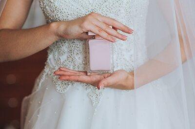 4 recomendaciones para elegir el perfume de tu boda