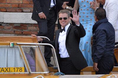 No podíamos olvidar la boda de George Clooney….