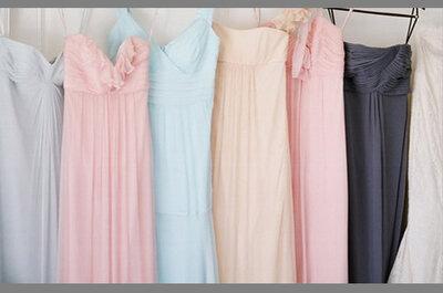 Mariage été 2012 : quelles couleurs porter ?