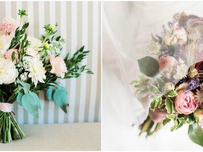 Bewundern Sie 40 Inspirationen für Brautsträuße 2017! Ergänzen Sie Ihren Brautlook mit den schönsten Blumen