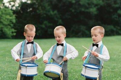 Ślub: Jak ubrać najmłodszych? Najciekawsze pomysły