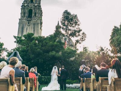 The Secret Garden: Kori + Charlie's Wedding in San Diego