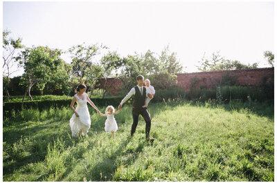 Hochzeit mit Kind: Was ist zu bedenken?