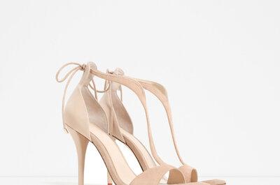 27 zapatos para novia que podrás encontrar en tiendas no especializadas