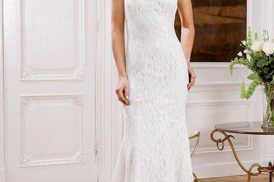 Inspirerende collectie bruidsjurken 2015: Modeca Europe BV