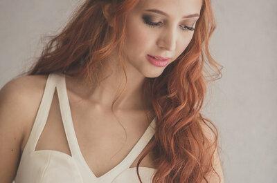 Bina accesorios: Las tendencias en accesorios y tocados para novia 2016