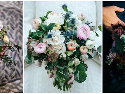 Vota por el ramo de novia más bonito: ¿cuál elegirías para tu boda?