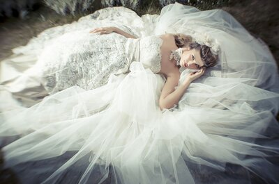 Como combinar a maquiagem com o vestido de noiva: dicas que valem para todas as noivas!