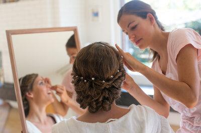 Peinado para novias: los estilos más imponentes del 2015