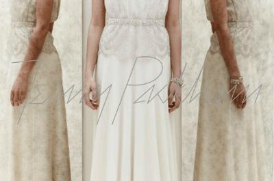 Jenny Packham : des robes de mariée simples et chics