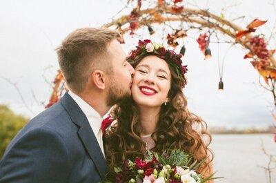9 самых красивых моментов со свадьбы. Да здравствует любовь!
