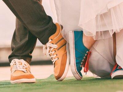 Sportlicher Heiratsantrag: Wie ein Basketball zum Ja-Wort führen kann!