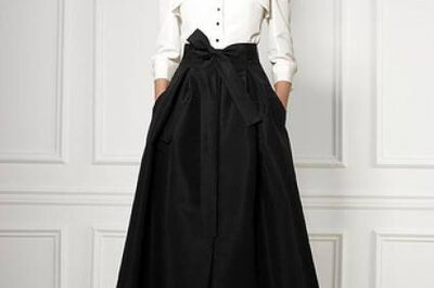 O luxo dos vestidos de festa Carolina Herrera: inspire-se!