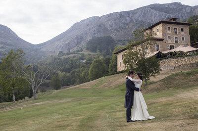 Los 10 mejores palacios para bodas de Asturias