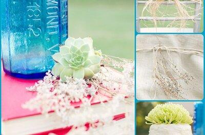Como organizar um casamento ecológico: 6 ideias fáceis