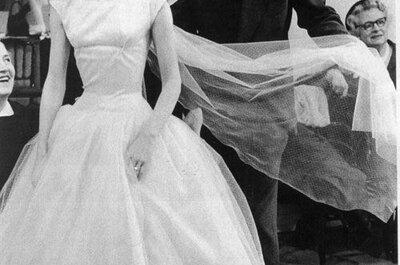 Bonequinha de luxo: vestidos de noiva inspirados em Audrey Hepburn