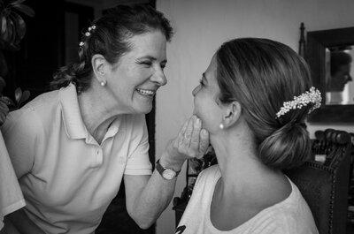 5 ideas para sorprender a tu mamá en su día